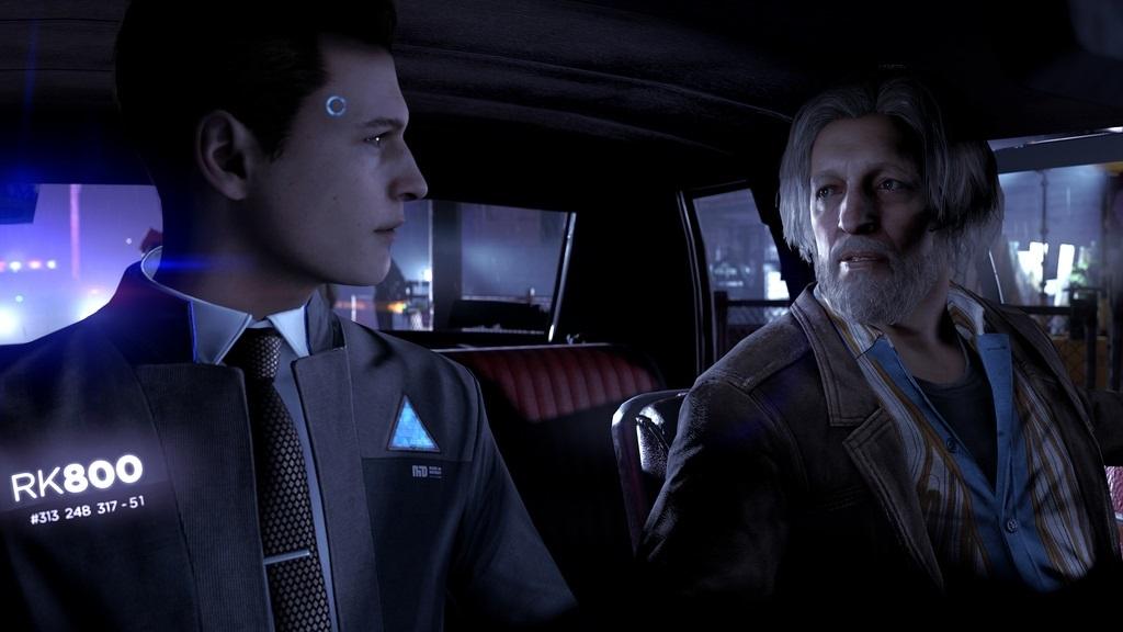 Nejočekávanější hry květen 2018; Detroit: Become Human, gameplay: rozhovor