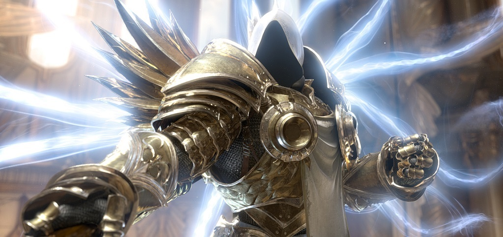 Diablo 3 Switch, Tyrael