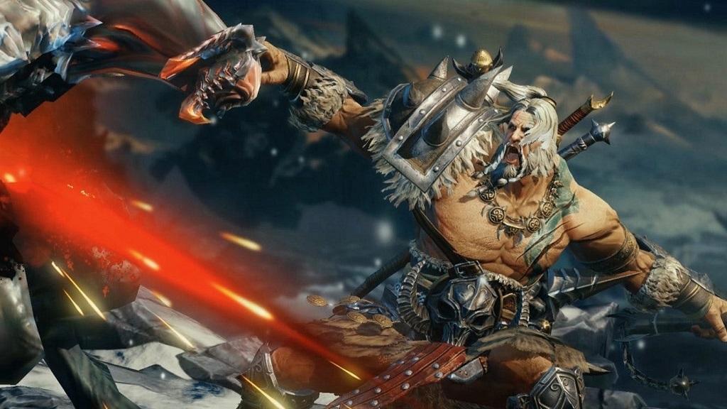Diablo Immortal; screenshot: Barbar