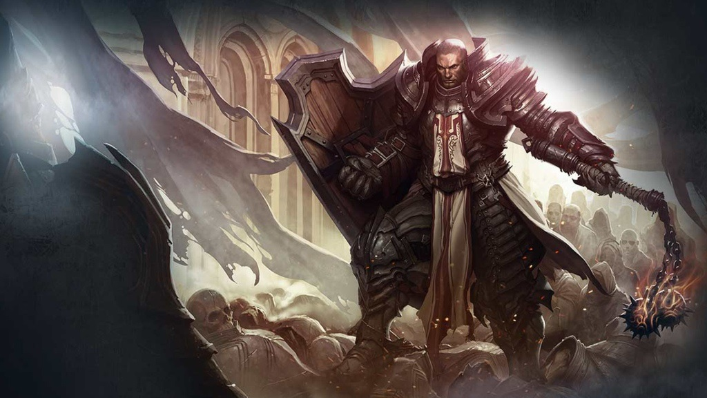 Diablo Immortal; screenshot: Crusader