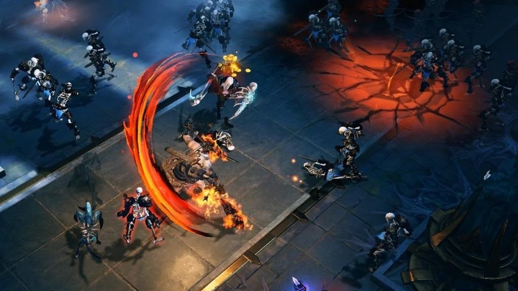 Diablo Immortal; screenshot: gameplay