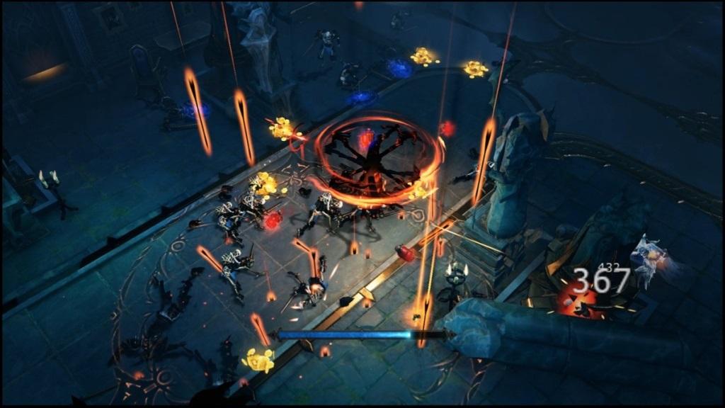 Diablo Immortal; screenshot: Demon Hunter