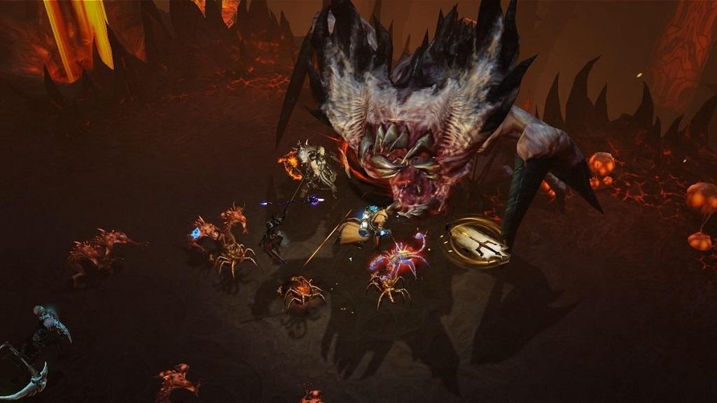 Diablo Immortal; screenshot: multiplayer