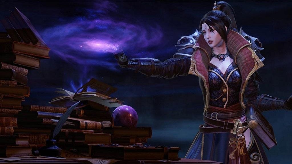 Diablo Immortal; screenshot: Wizzard