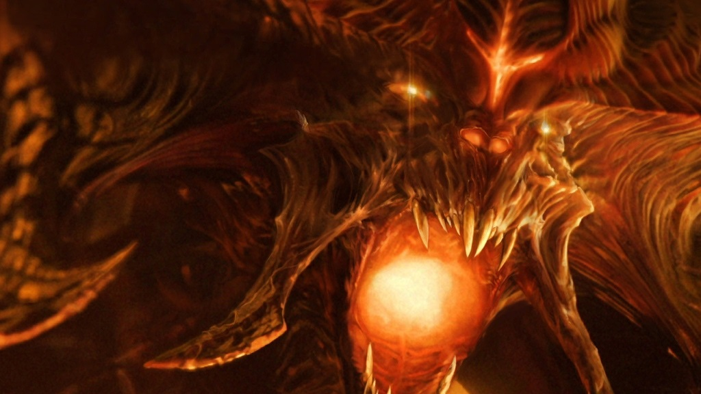 Diablo 3: Eternal Collection; gameplay; Diablo