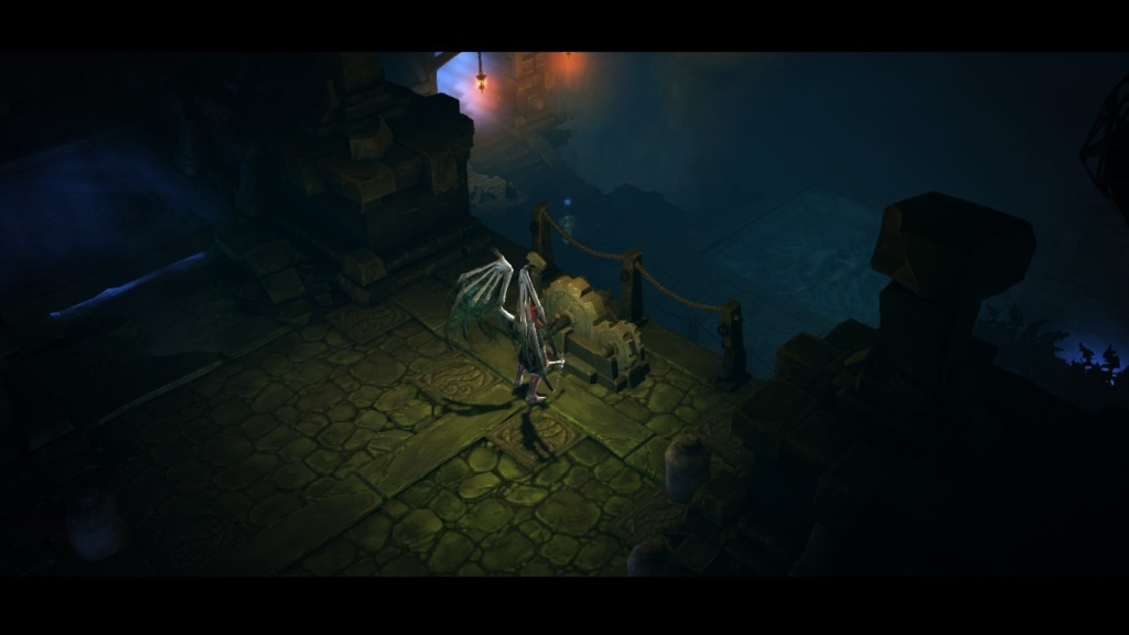 Diablo 3: Eternal Collection; gameplay; grafika