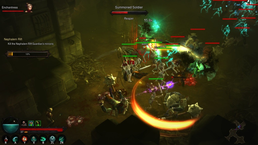 Diablo 3: Eternal Collection; gameplay; zpřístupnění