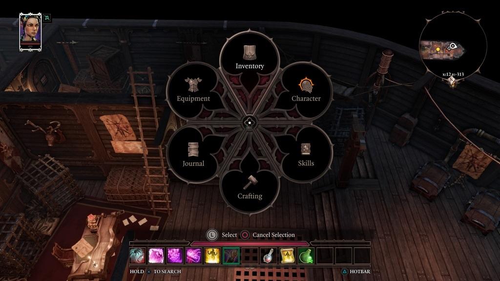 Divinity: Original Sin 2 Definitive Edition; gameplay: růžice