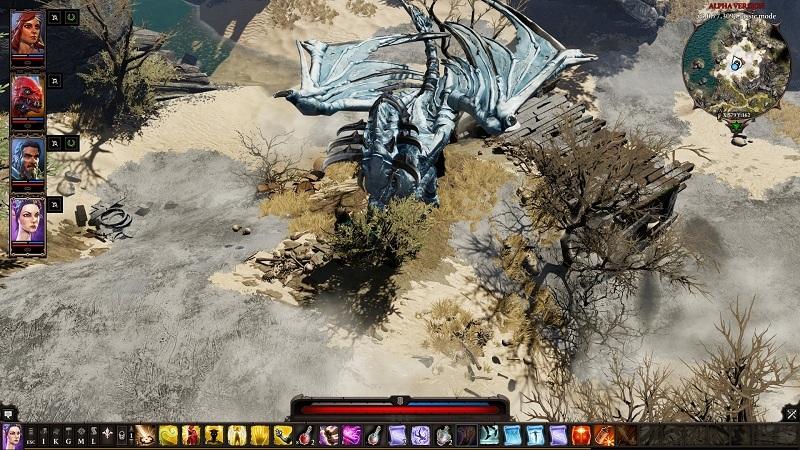Divinity Original Sin 2: Dragon