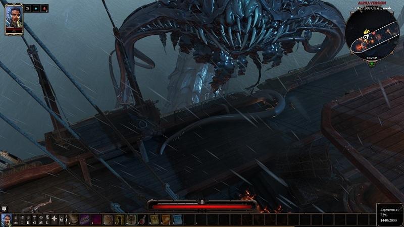 Divinity Original Sin 2; Sea Monster on board