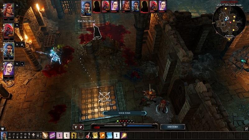 Divinity Original Sin 2; Dungeon fight