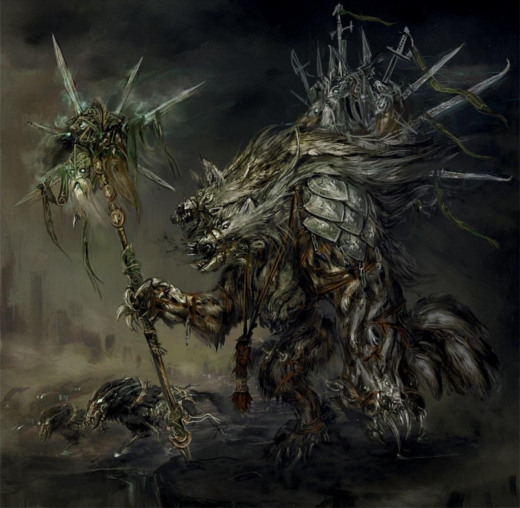 Divinity: Original Sin 2; artwork: prisera
