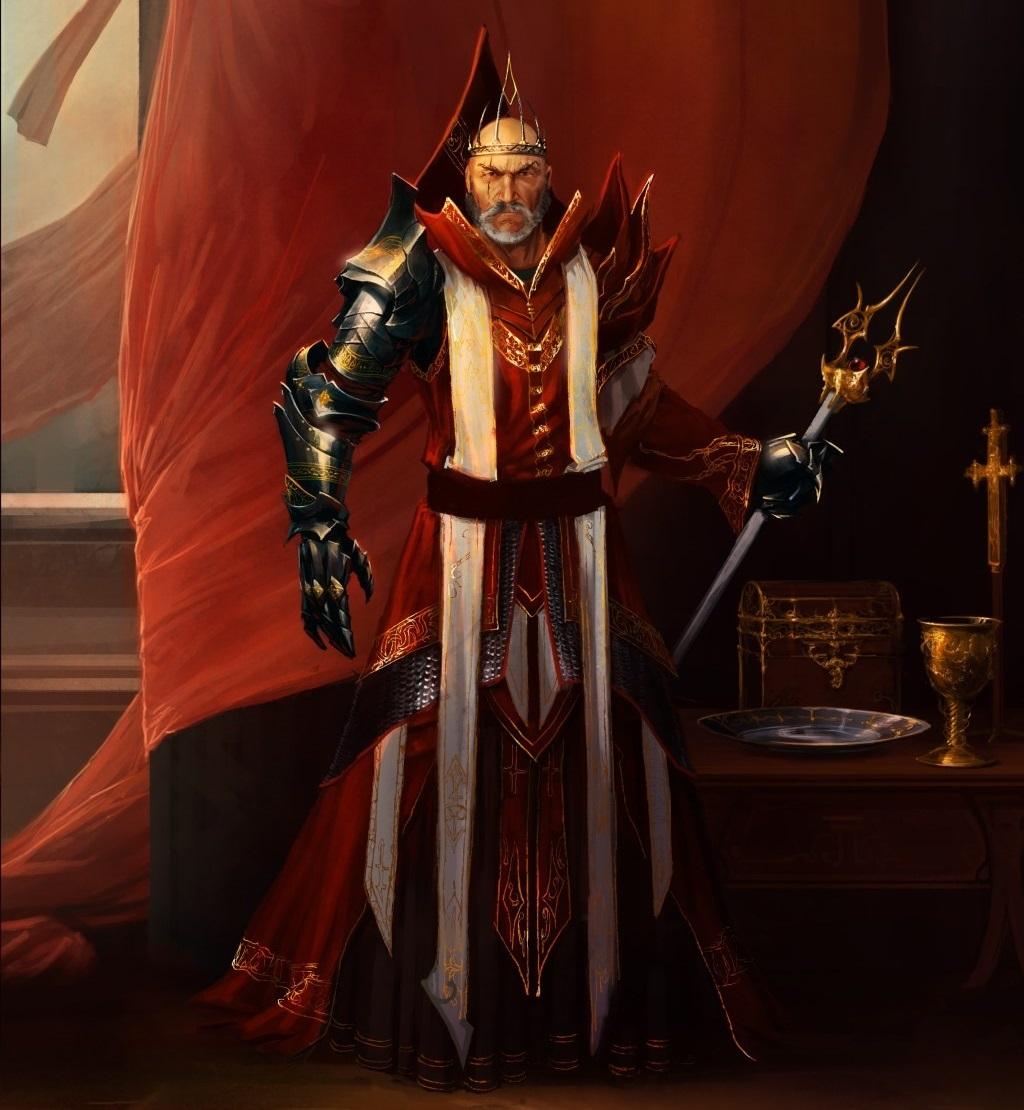 Divinity: Original Sin 2; Wallpaper: nepritel, Alexandr Nevinny