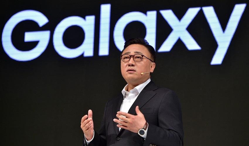 Šéf mobilní divize Samsungu, DJ Koh