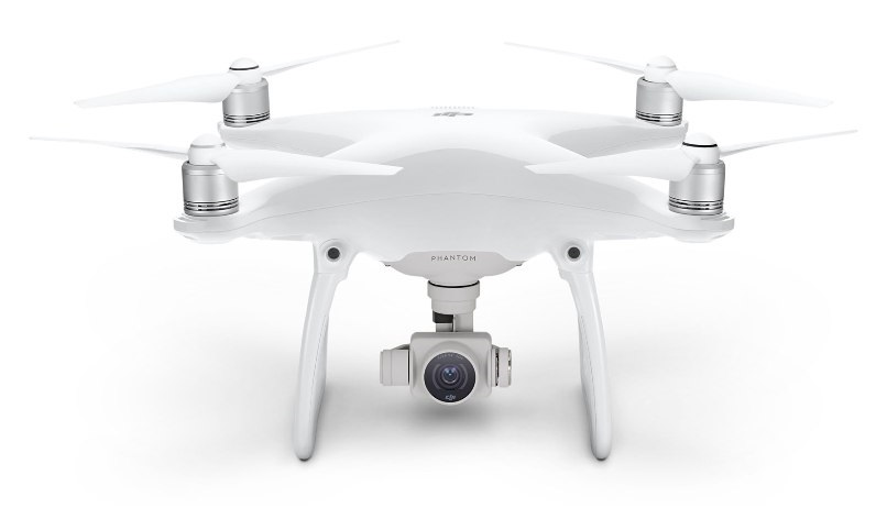 Dron Phantom 4