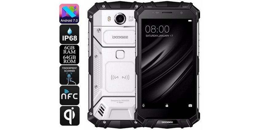 e926cf04086 Design smartphonu Doogee S60