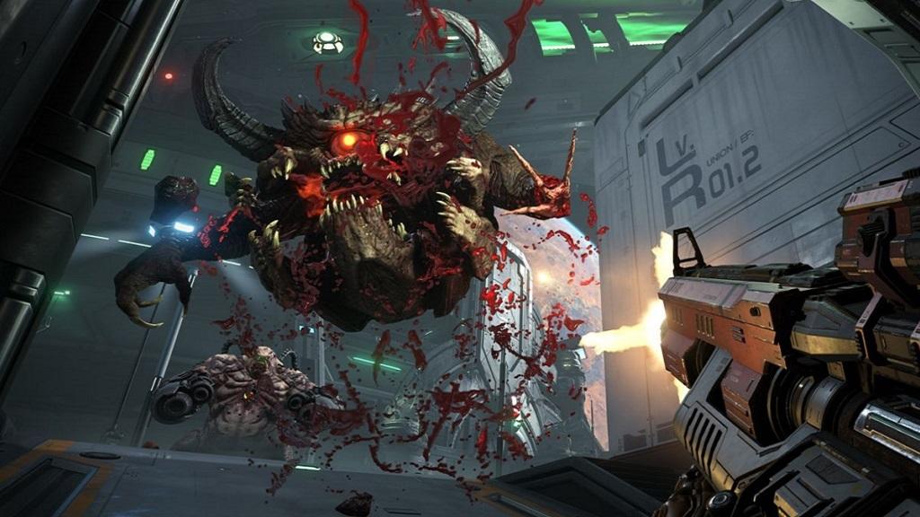 Doom Eternal; gameplay, démoni