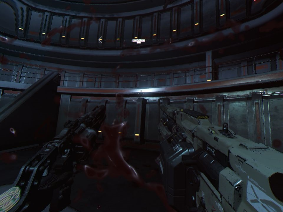Doom VFR; Gameplay: krev