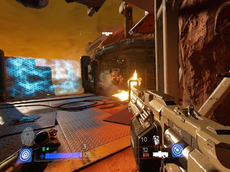 Doom VFR; Gameplay: souboj