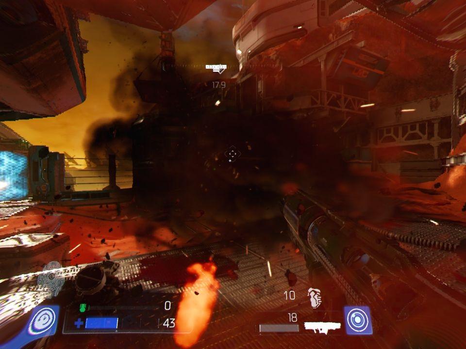Doom VFR; Gameplay: zabití nepřítele