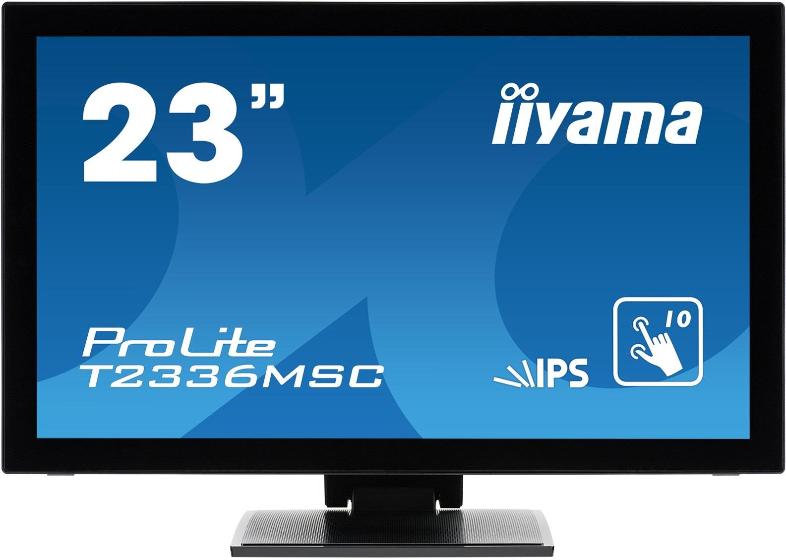 Dotykové monitory Iiyama