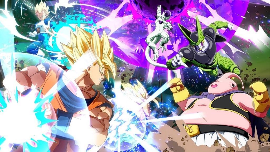 Nejlepší hry; Dragon Ball FighterZ