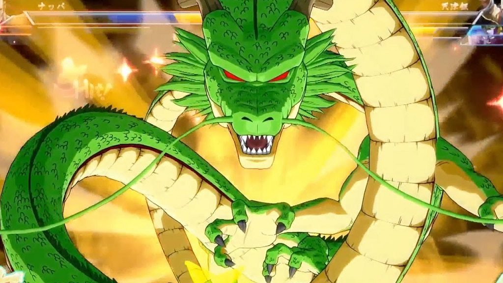 Dragon Ball FighterZ; Gameplay: Shenron