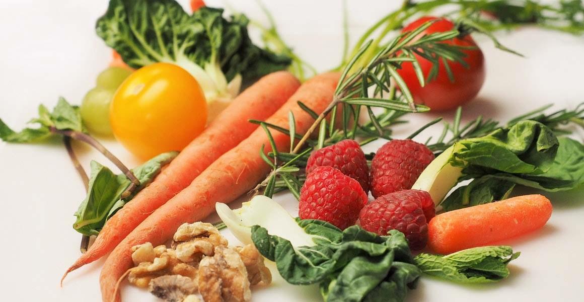 Ovoce a zelenina obsahují dusičnany
