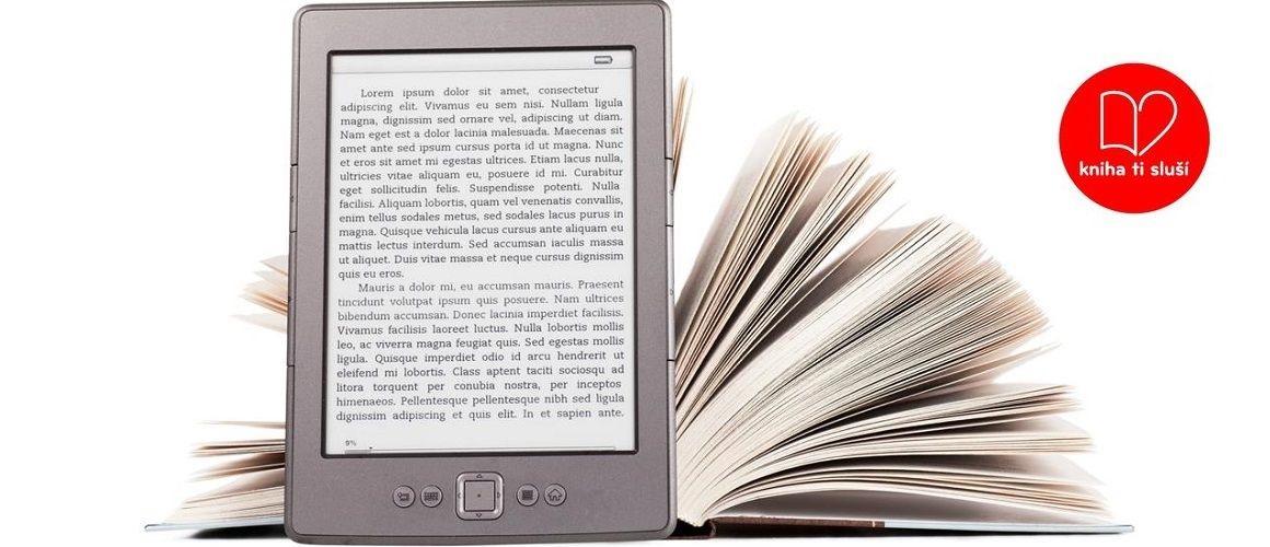 Elektronická kniha; čtečka; Kniha ti sluší
