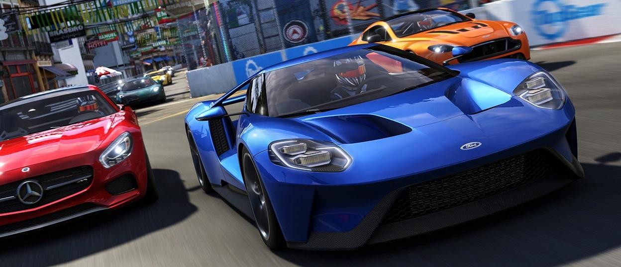 Forza Motorsport 6; race