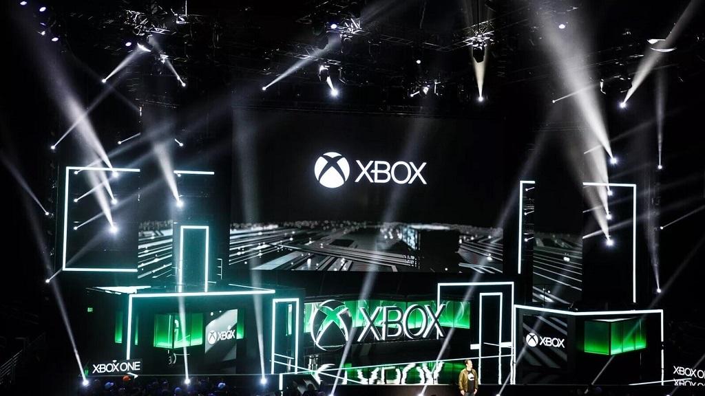 E3 2018; Microsoft