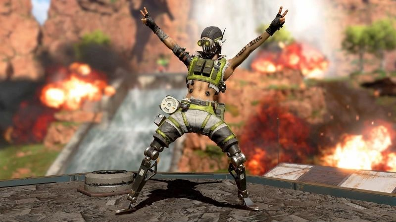 Apex Legends; screenshot