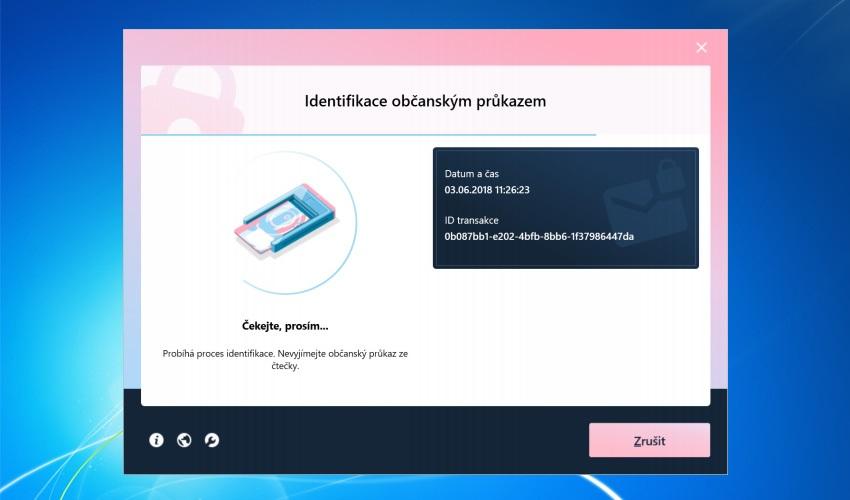 eObcanka; identifikace