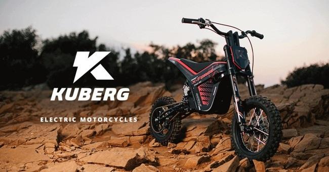 Elektrické motorky Kuberg jsou ideální pro děti