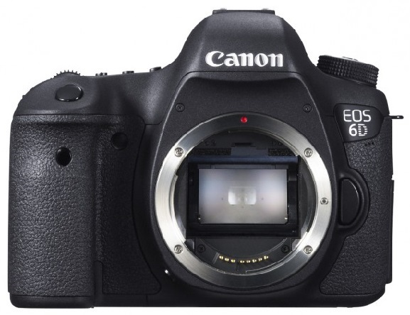 Canon akce - zrcadlovka EOS 6D