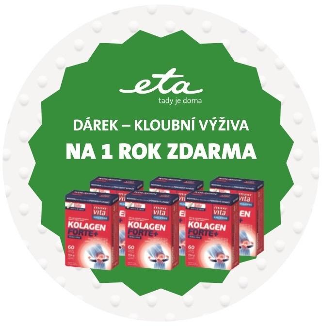 ETA akce - výživa kloubů