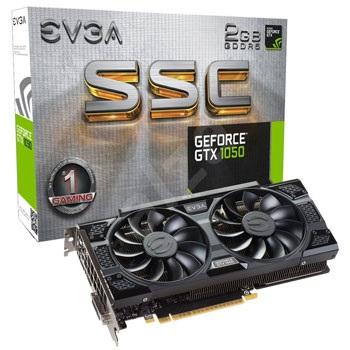 EVGA GTX 1050 SSC Gaming