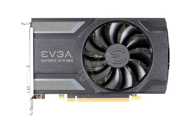 EVGA GTX 1060 SC 6GB v testech