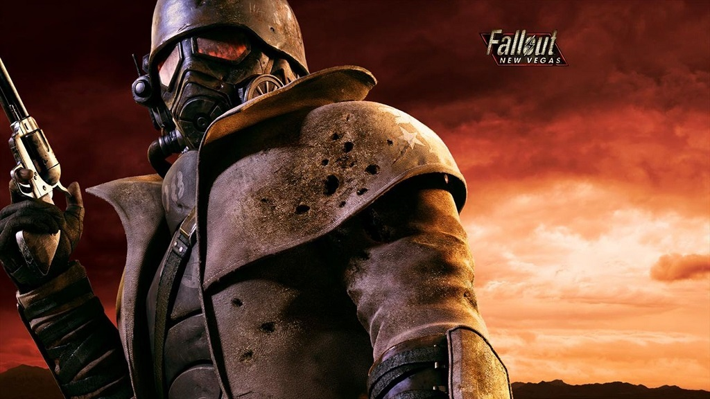 Xbox X018; screenshot: Fallout New Vegas