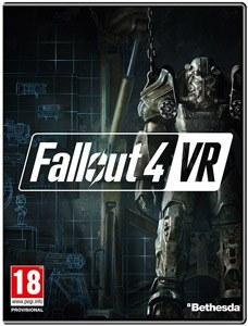 PS4 Fall Out 4 pro virtuální realitu
