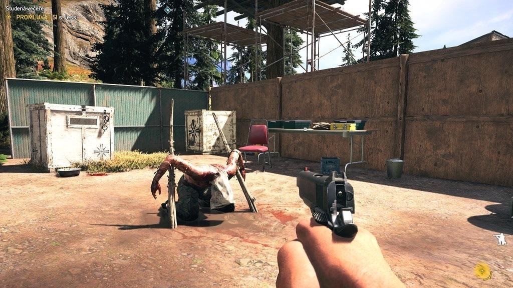 Nejlepší hry; Far Cry 5; Gameplay, mučení