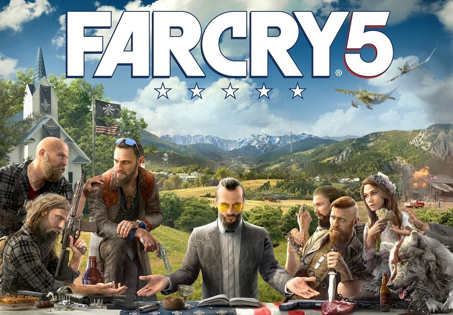 Far Cry 5; The Last Supper