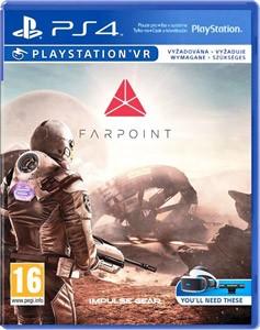 330e7f358 PS4 Far Point pro virtuální realitu