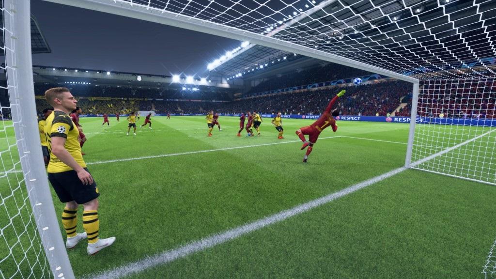 Nejlepší hry; FIFA 19: gól