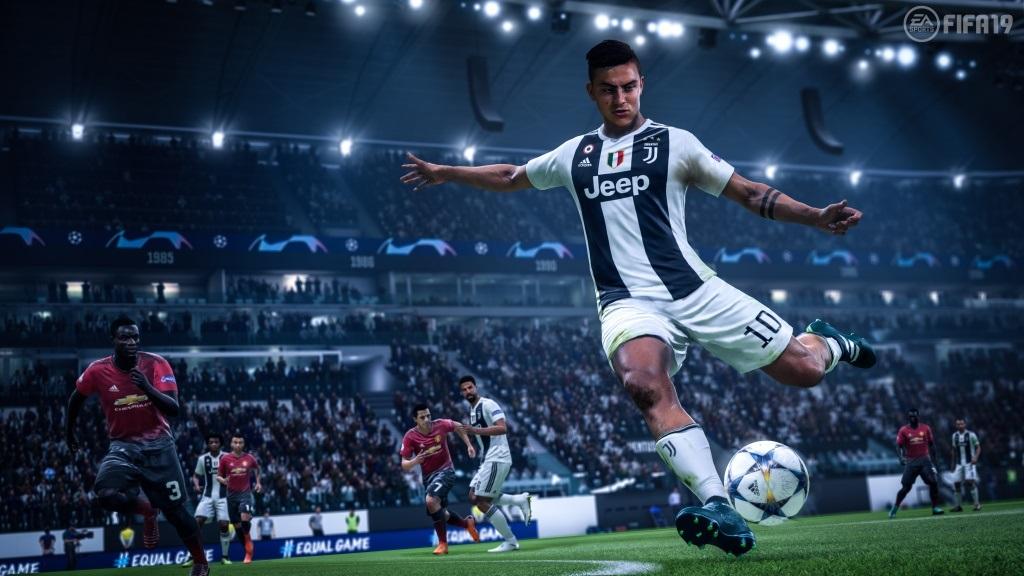 Nejlepší hry; FIFA 19: načasování