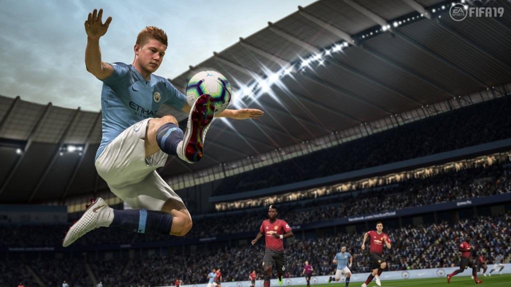 Nejočekávanější hry v září 2018; FIFA 19, screenshot: nové pohyby