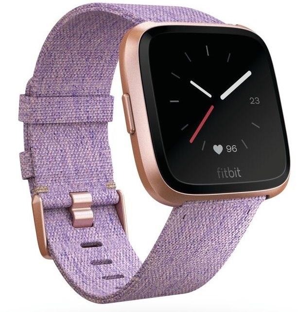 Fitbit Versa - Lavender Woven