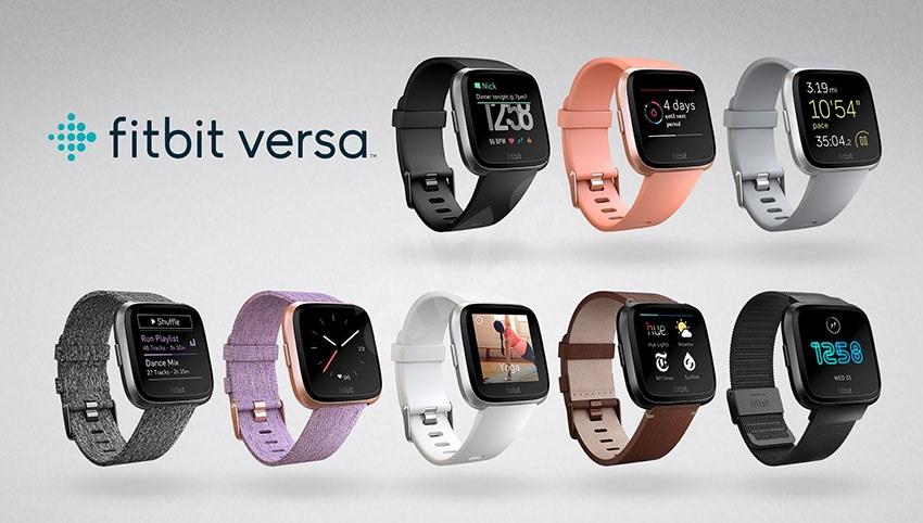 Trenér radí: Fitbit Versa – chytré hodinky, které zaujmou nejen cenou