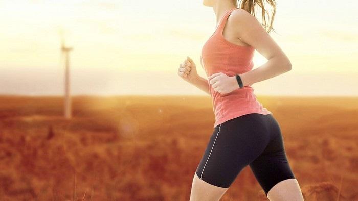 Fitness náramek - kondice