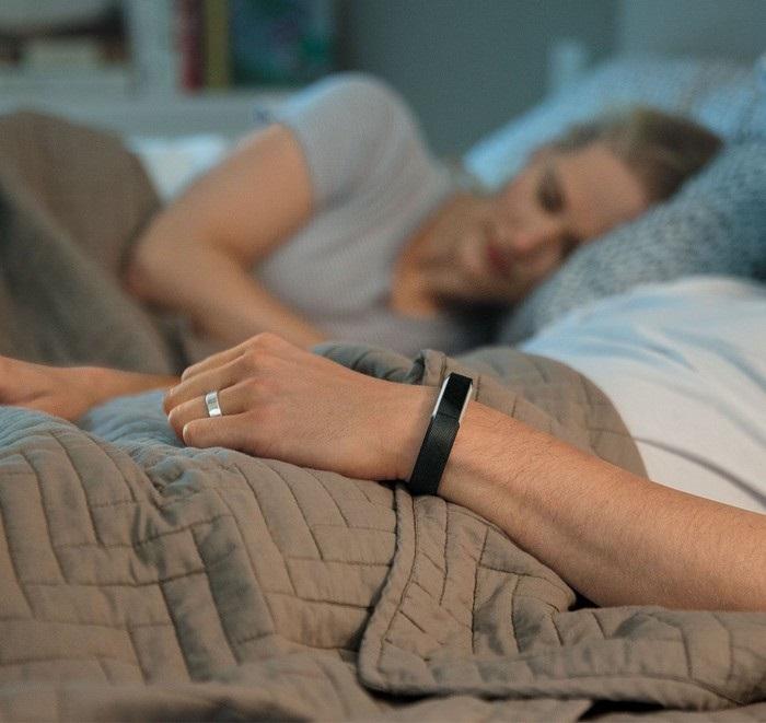 Fitness náramky - noční monitoring